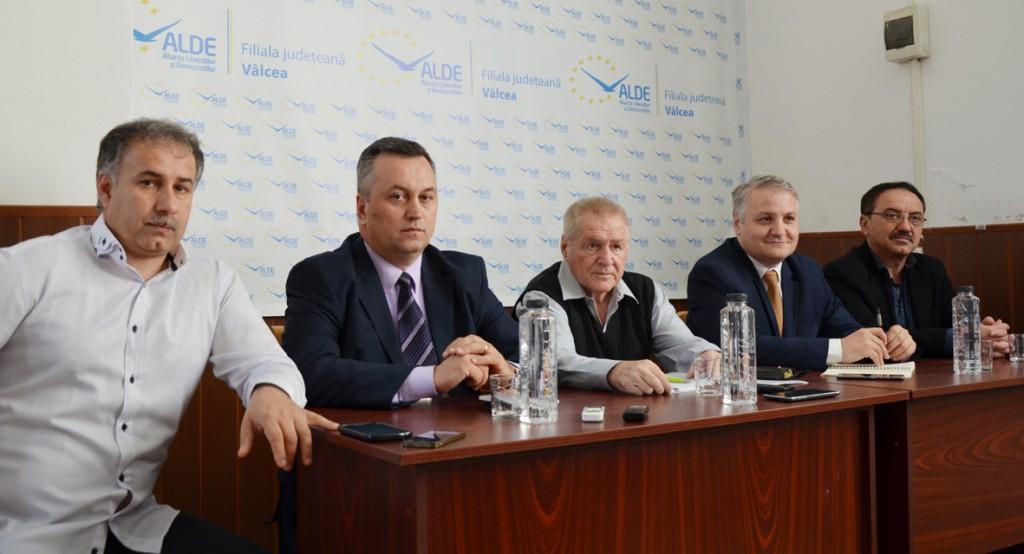 ALDE Busu Lovin Grigorescu Nitulescu