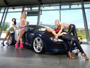 Audi CoolCat09