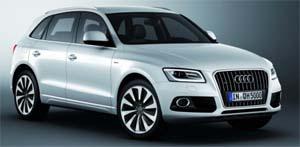 Audi Q5 Hybrid Facelift
