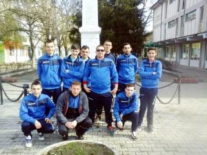 Oltetul 2014 Balcesti Echipa