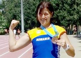 cristina marciuc atletism izmir turcia